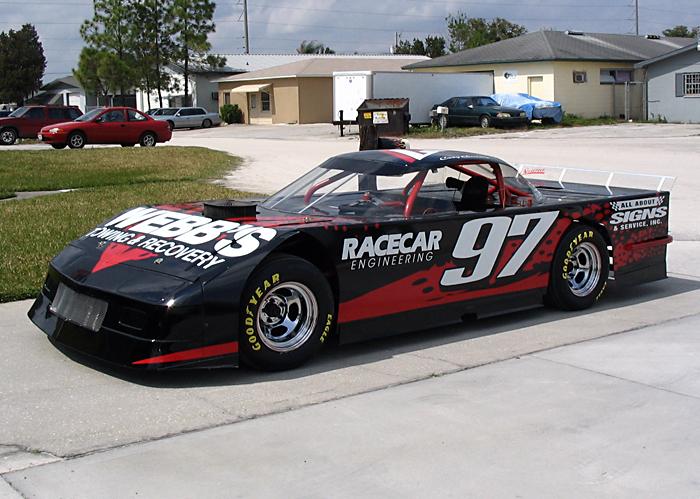 Fleet Vinyl Graphics - Vinyl decals for race cars